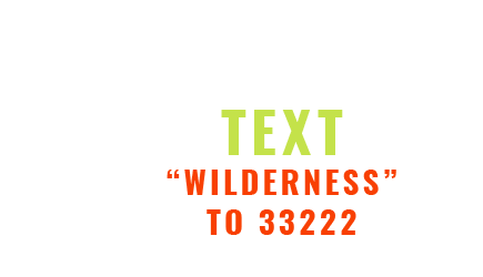 Become a Wilderness Workshop Textavist now and receive alerts via text message.
